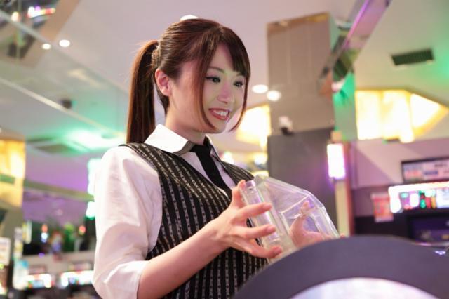 ガイア五反田スロット館の画像・写真